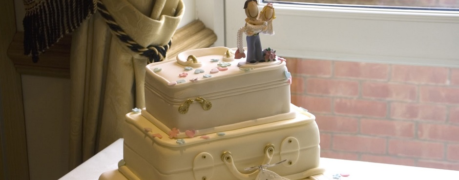 Bánh ga tô đám cưới