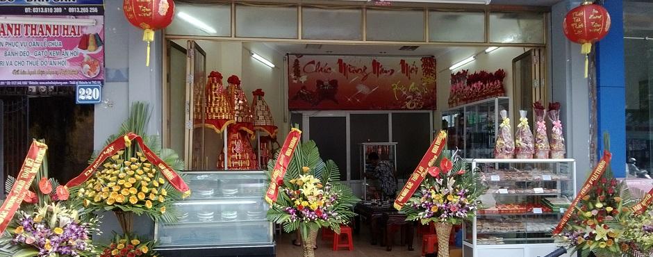 Thanh Hải Bakery - 218 Tô Hiệu, Hải Phòng